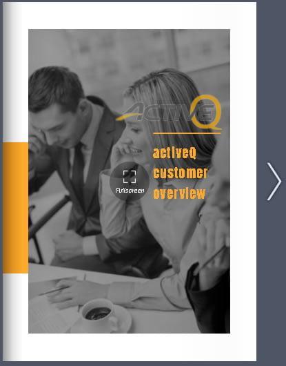 ConXhub activeQ Brochure
